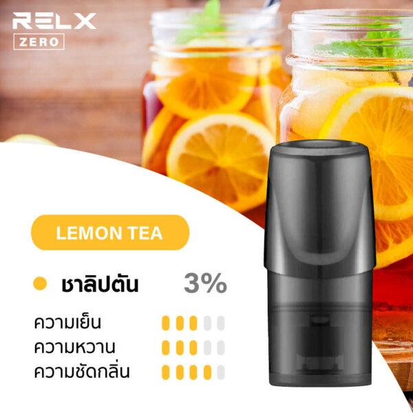 relx pods Lemon Tea