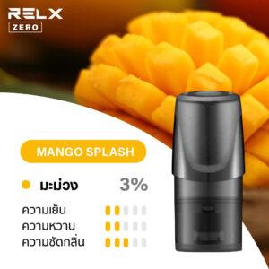 relx pods Mango Splash