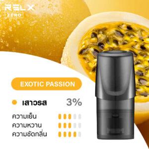 relx pods Passion fruit