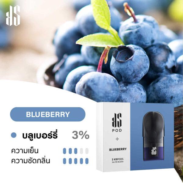 KARDINAL STICK Pods Blueberry