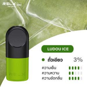 RELX INFINITY SINGLE POD LUDOU ICE 1