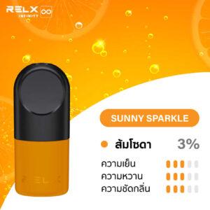 RELX INFINITY SINGLE POD SUNNY SPARKLE 1